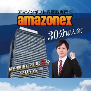 アマゾネックス 320×320